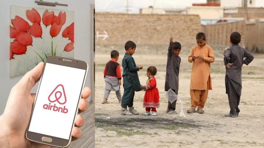 Airbnb Afganci