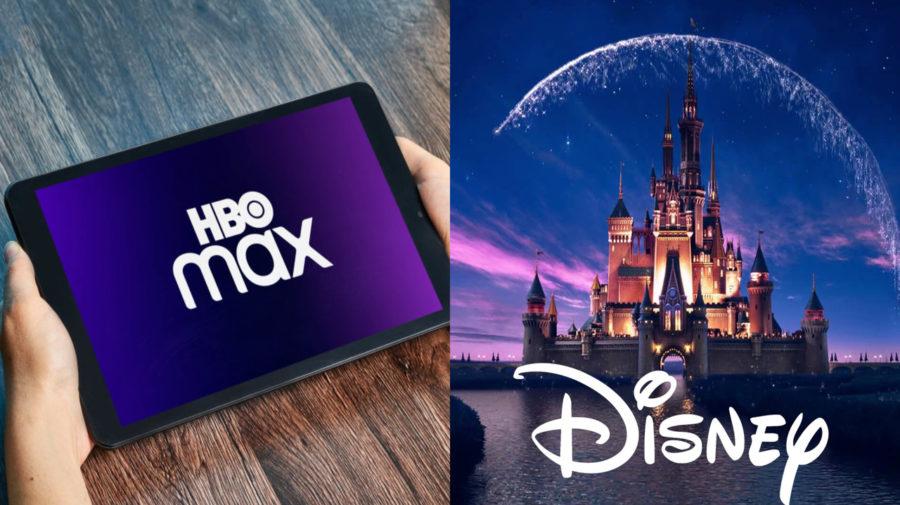 Disney+, HBO MAX