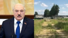bielosrusko tábory