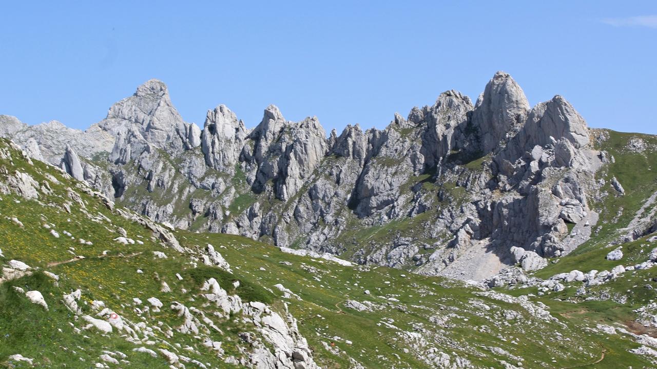 Durmitor Čierna Hora