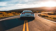 auto, cesta