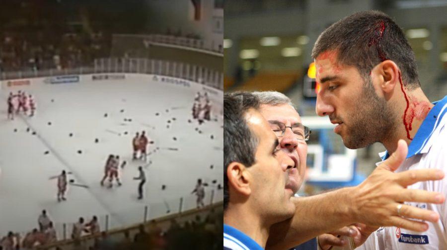 Najväčšie bitky športovej histórie
