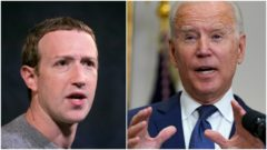 Facebook/Biden
