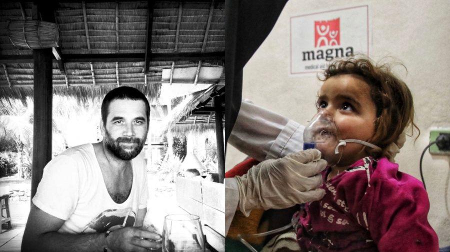 MAGNA humanitárna organizácia fotograf Slovensko