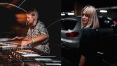 c:rcle DJ-ka hudobná scena drum&bass