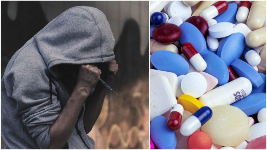 drogy závislosť