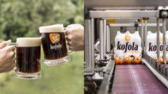 kofola nápoj slovensko ekológia