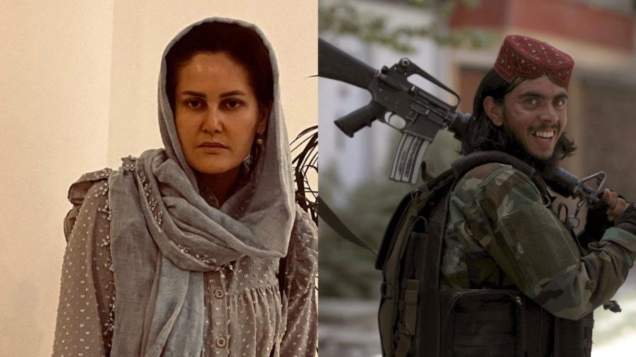 Sarhaa Karimi, Taliban