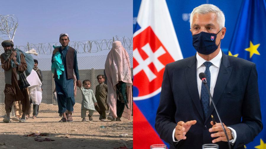 Korčok, Afganci