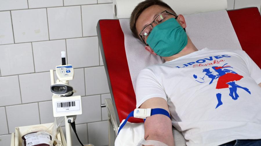 darovanie krvi