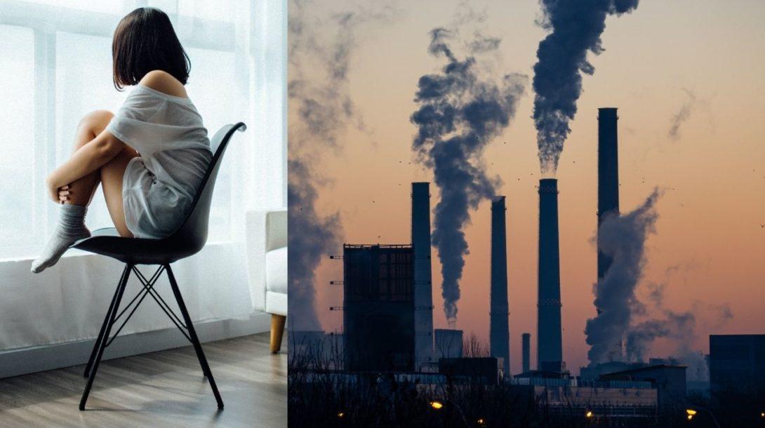 znečistenie ovzdušia