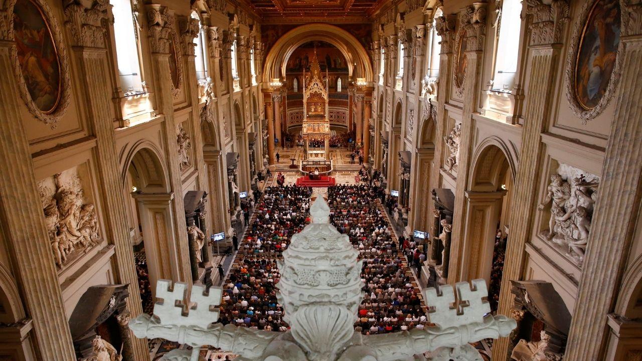 Lateran, Vatikán
