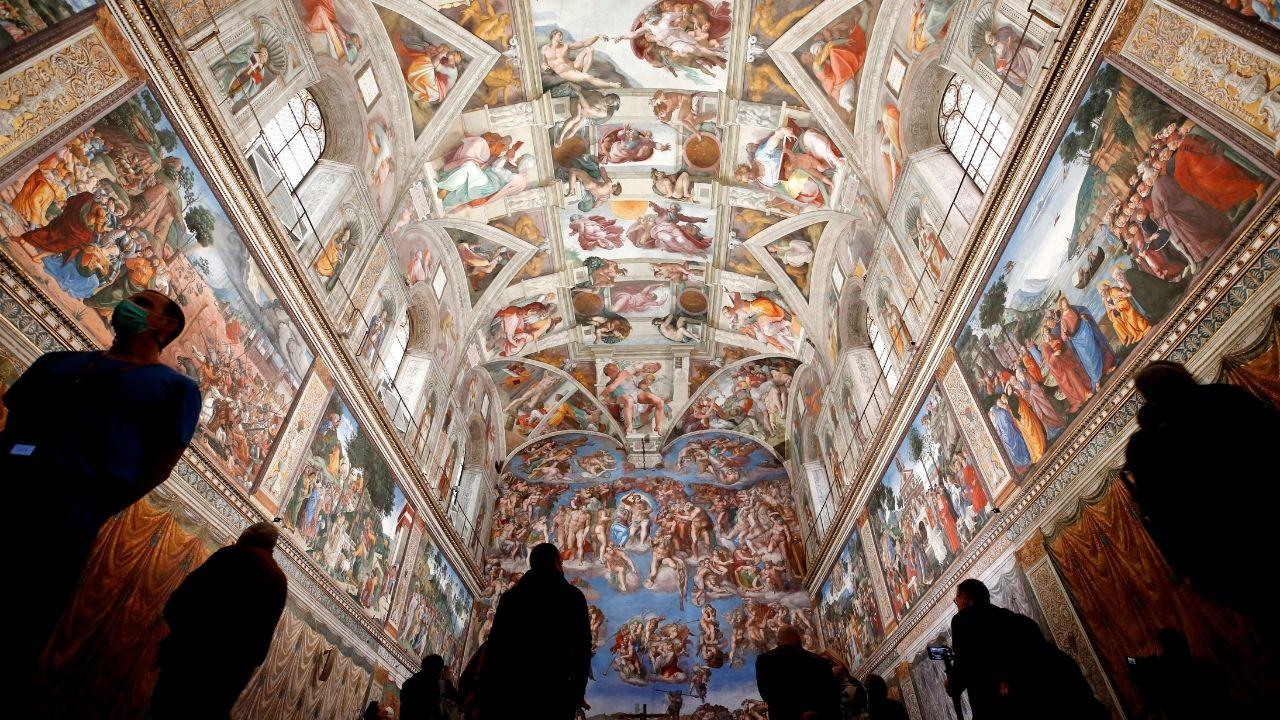 Vatikán, Sixtínska kaplnka