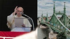 Pápež v Maďarsku