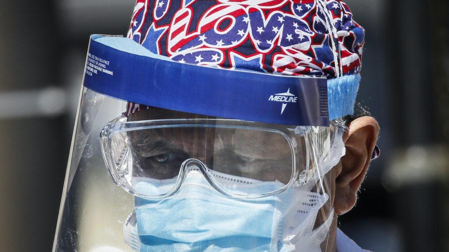 zdravotník nemocnica koronavírus