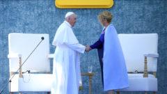 pápež františek prezidentka čaputová