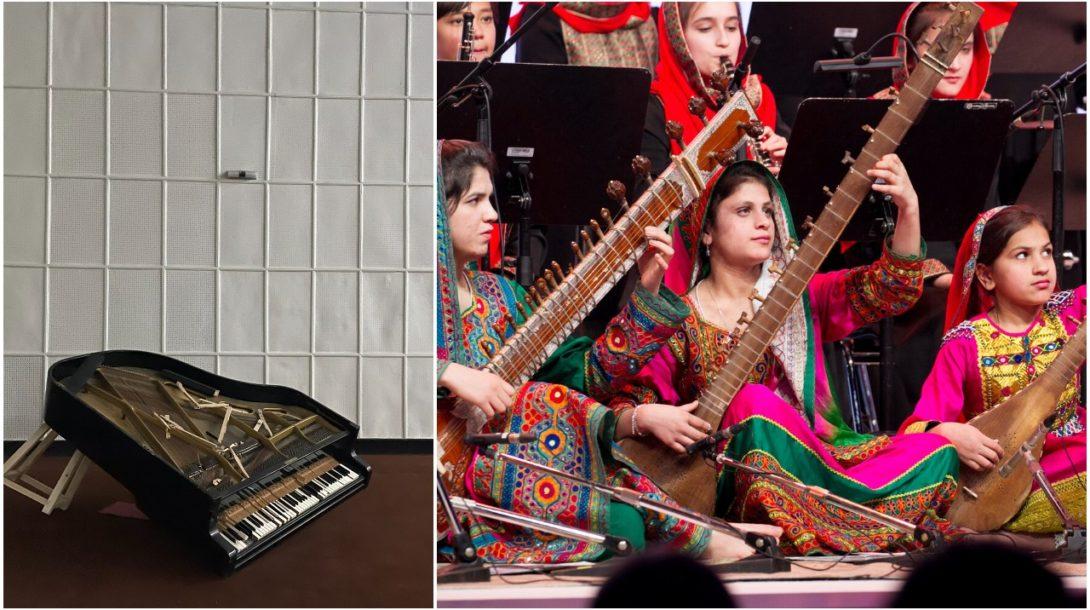 Afganistan hudba