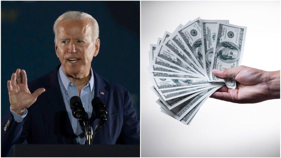 Biden dolár