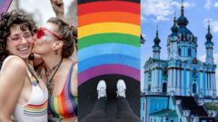 LGBT ukrajina