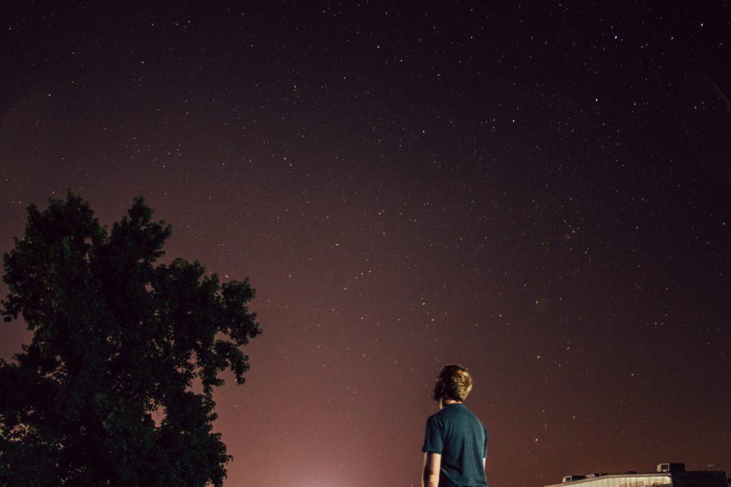 Pozorovanie hviezd