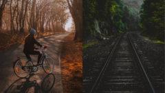 bicykel, cyklotrasy
