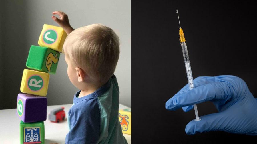vakcína, deti
