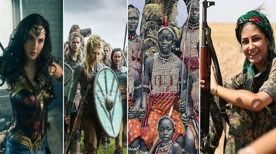 ženy bojovníčky