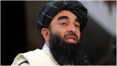 hovorca Talibanu
