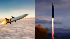 Hypersonika strely