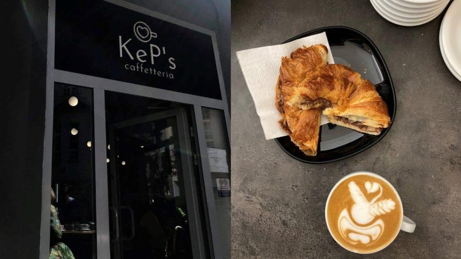 Keps caffeteria