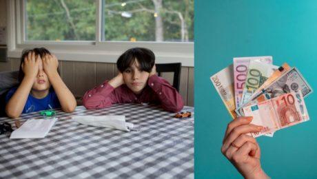 deti peniaze