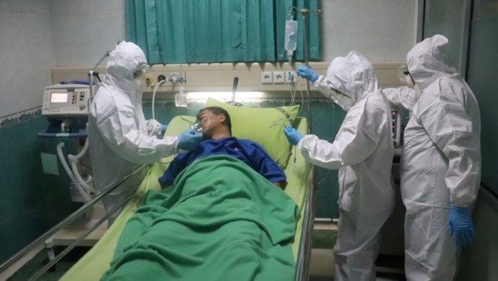 korona hospitalizovaní