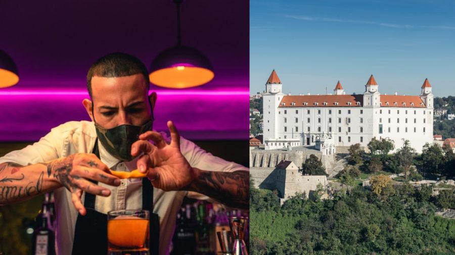 barman, hrad, bratislava