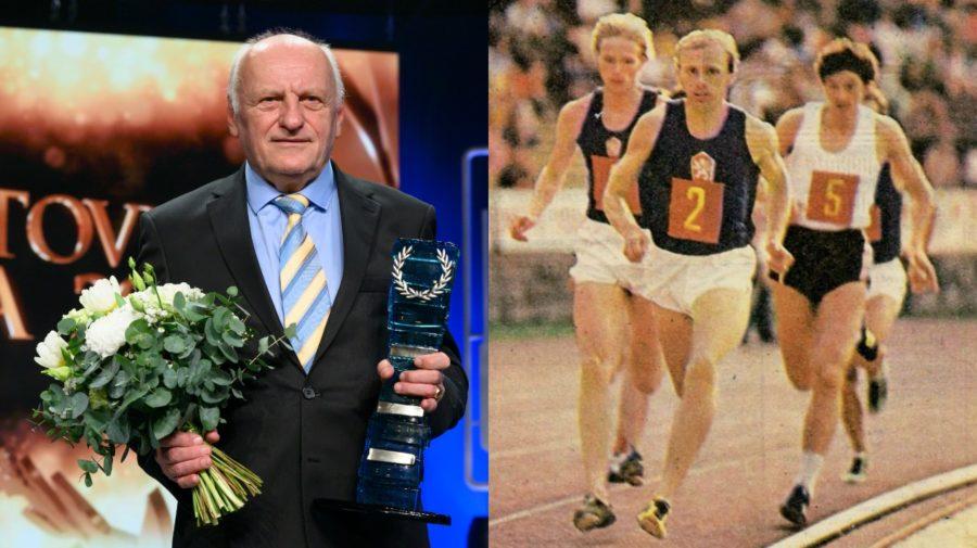 Jozef Plachý ako legenda slovenskej atletiky