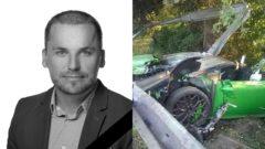 Pavol Matlák zomrel pri dopravnej nehode