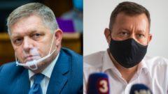 Tlačová konferencia Smer-SD/Daniel Lipšic
