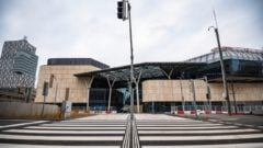Mlynské nivy v Bratislave otvoria od pondelka pre osobnú aj verejnú dopravu