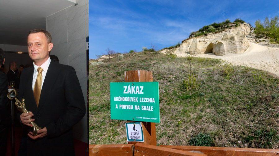 paleontologická lokalita Sandberg