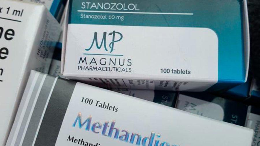 Methandionone Stanozozol