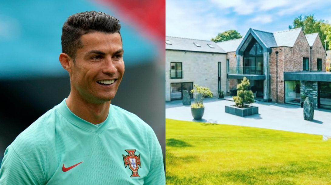 Ronaldo sa presťahoval