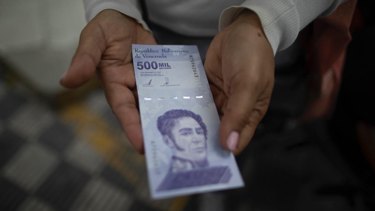 Venezuela chudoba Amerika inflácia