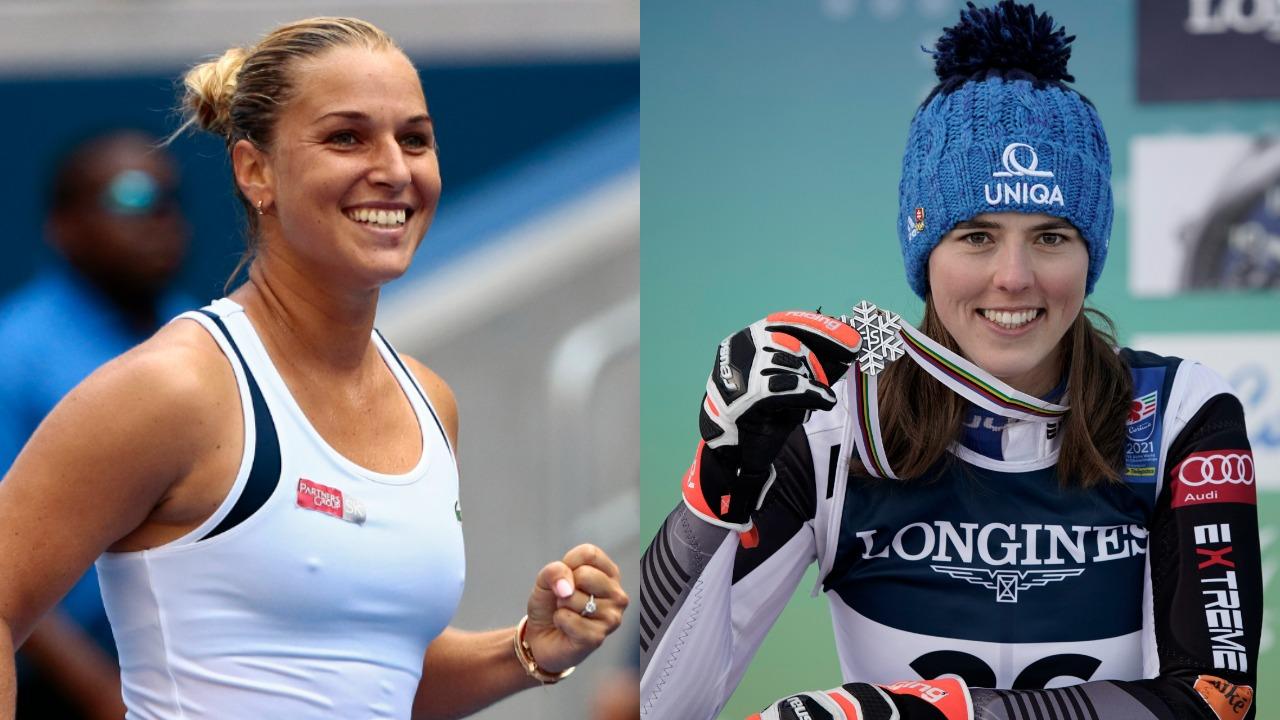 Najlepšie slovenské športovkyne