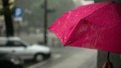 Počasie Slovensko dážď jeseň