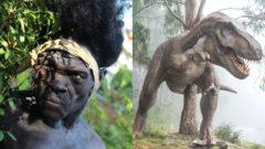 T-Rex, Neandertálec