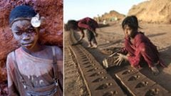 pracujúce deti otroci