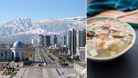 Turkmensko polievka
