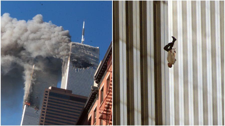 WTC falling man