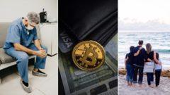 bitcoin lekár zdravotný brat