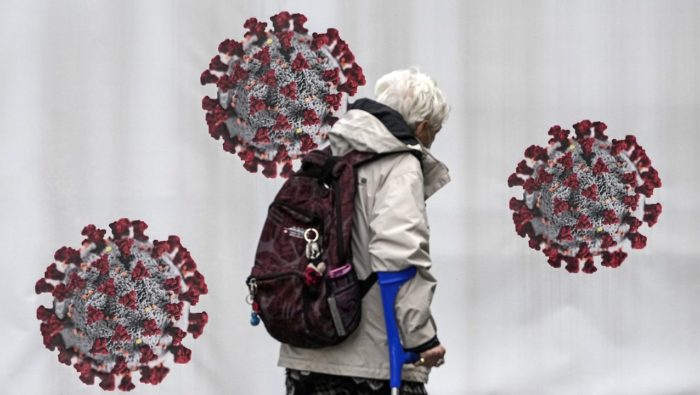 covid korona vírus