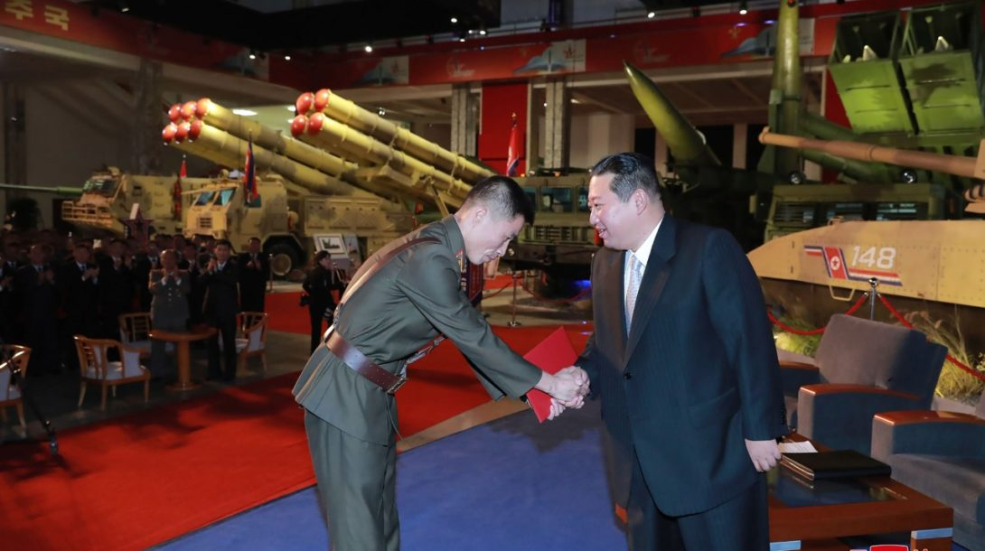 Kim - zbrane